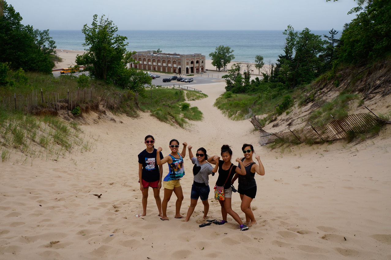 Travel indiana day 1 indiana dunes state park a trivial mind at