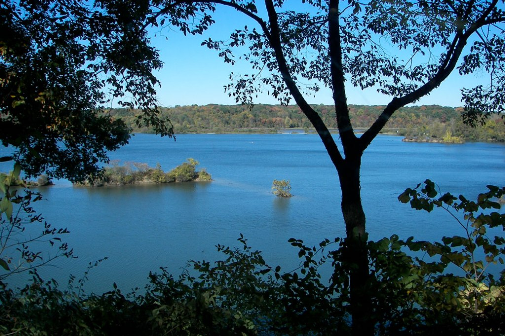 Eagle Creek Reservoir