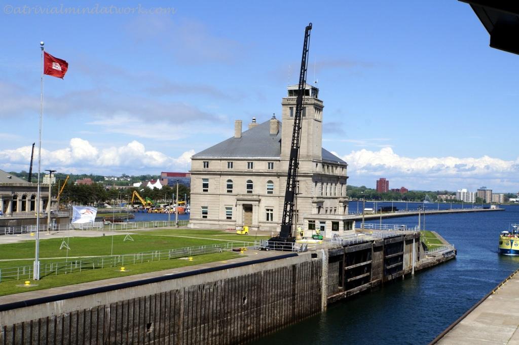 The Soo Locks, Sault Ste. Marie