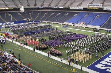 Band State Finals Award Ceremony