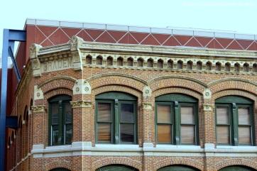 The upper level of St. Elmo's Restaurant.
