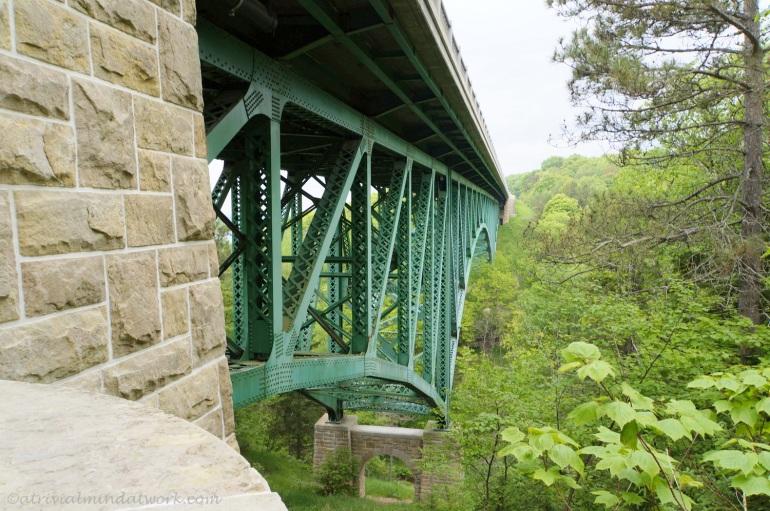 Cut River Bridge