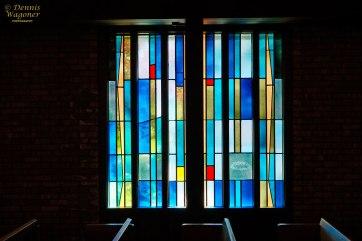 Methodist Church Stain Glass