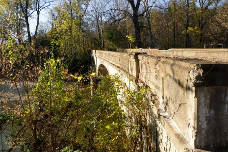 Abandoned U.S. 40 Bridge